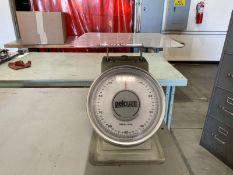Pelouze 100 Lbs. Cap. Scale