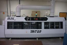 Tech Triton TI 800 SMT Solder Reflow Oven, TI/800/888W