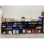 (2) Storage Shelfs