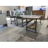 (3) Work Benches