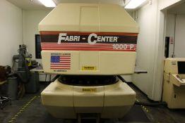 Strippit Fabri-Center 1000R CNC Turret Punch, 20 Station, s/n 134033092