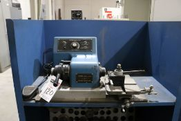 Overbeck LT-1B Twister Speed Lathe, New 2000