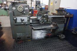 Graziano 17'' Engine Lathe