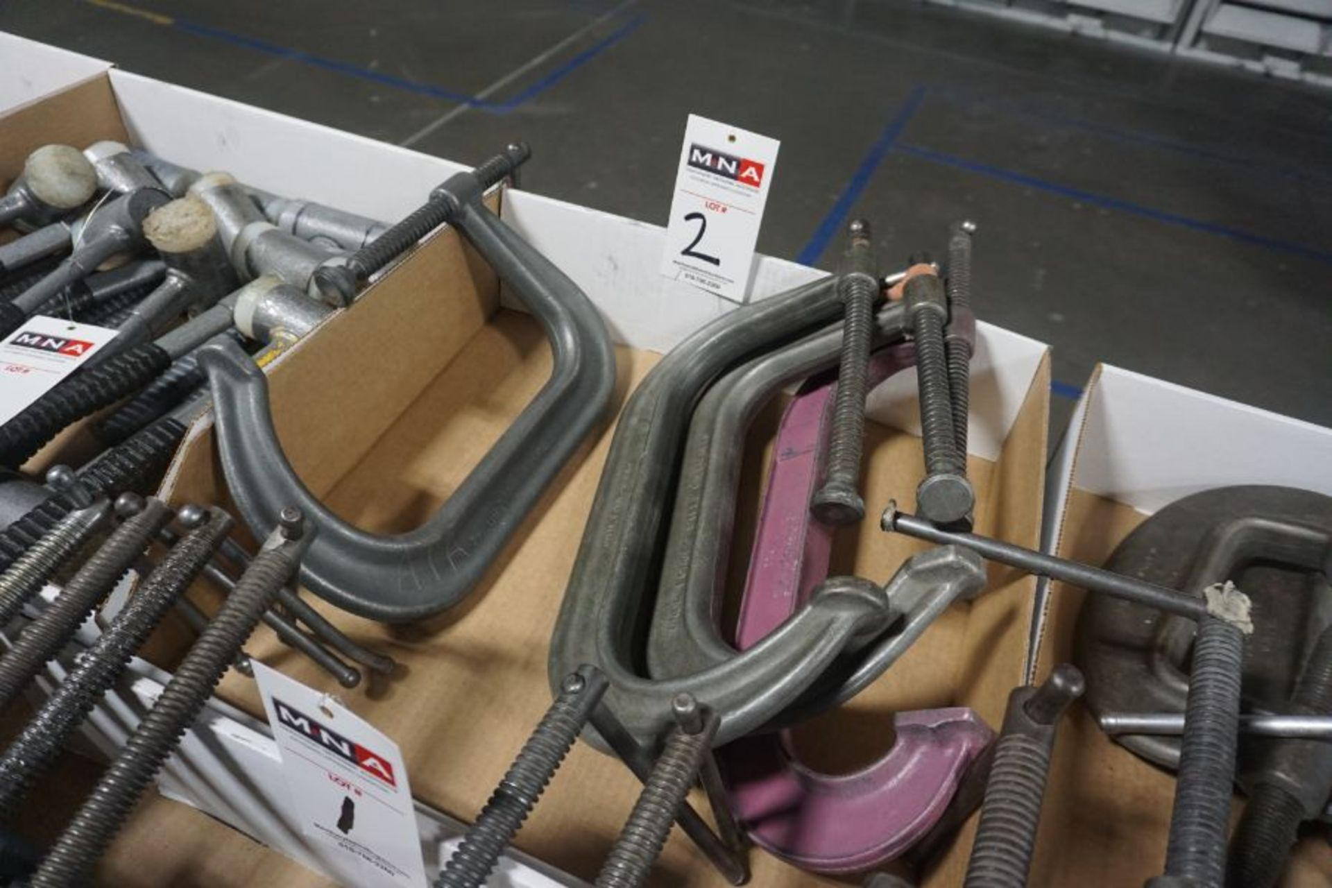 C - Clamps - Image 3 of 4