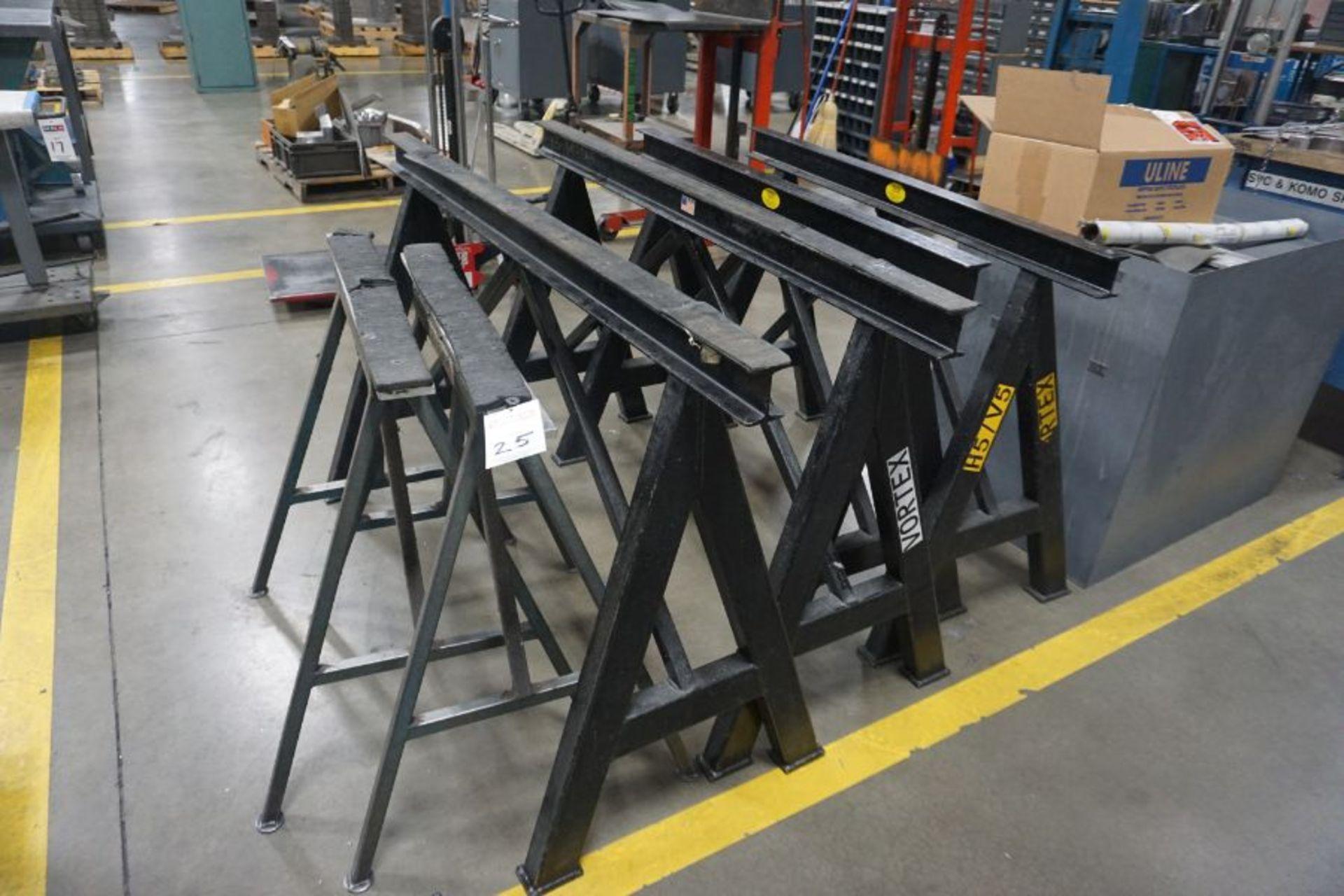 Metal Stands - Image 4 of 4