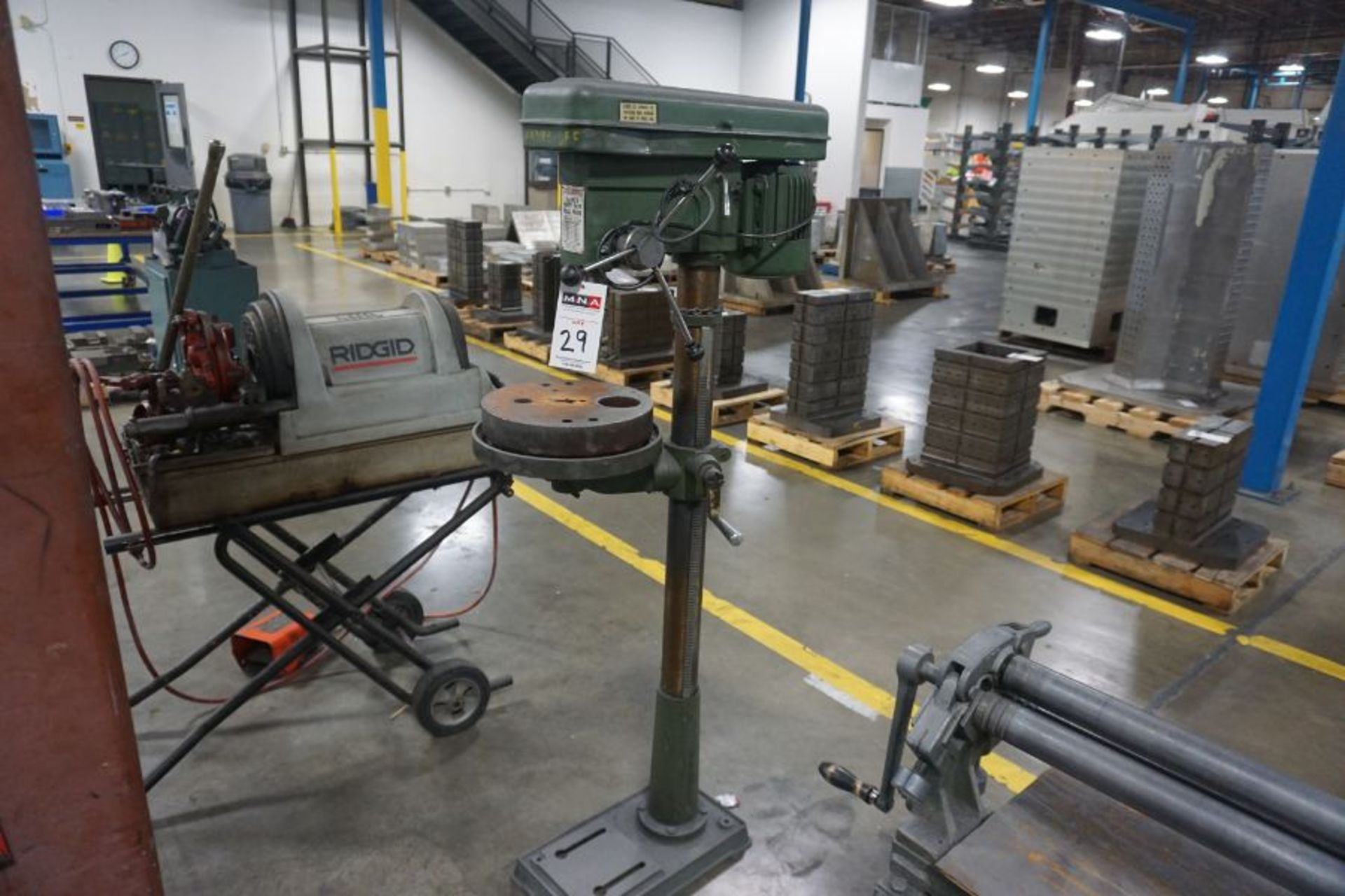 Central Machinery 16 Speed Drill Press