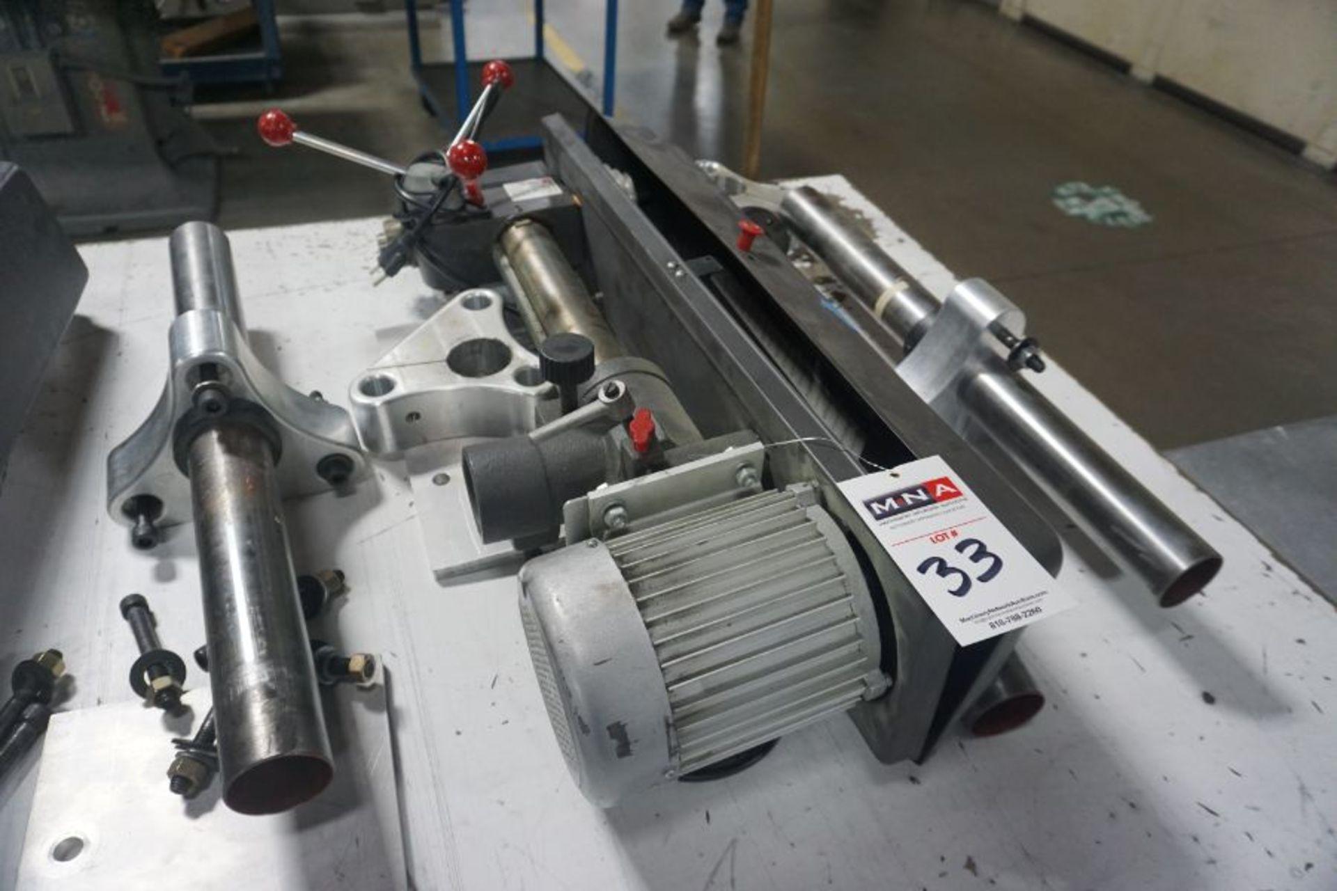 Dayton 33'' Radial Arm Drill Press - Image 4 of 5