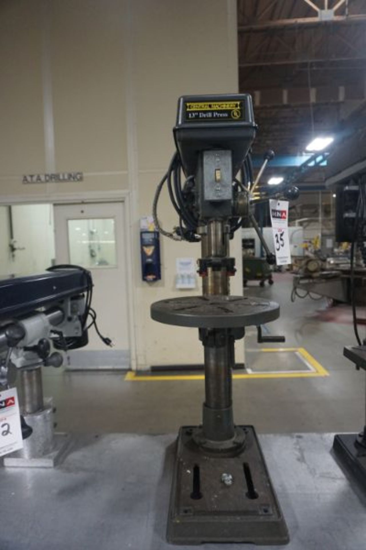 Central Machinery 13'' Drill Press - Image 3 of 5