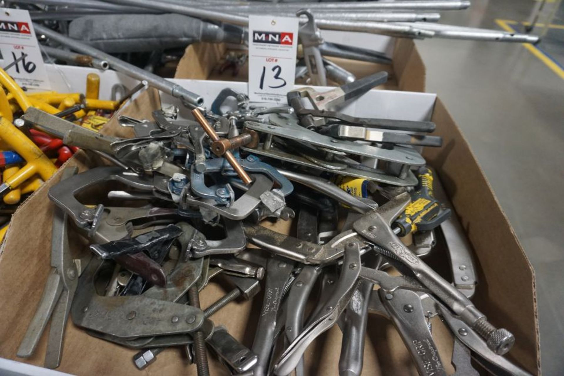 Assorted Vise Grips - Image 2 of 4