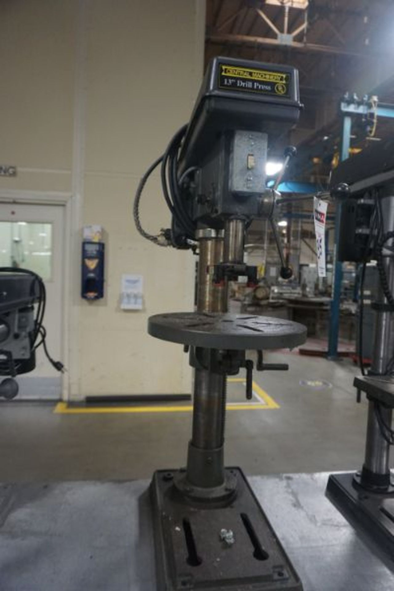 Central Machinery 13'' Drill Press