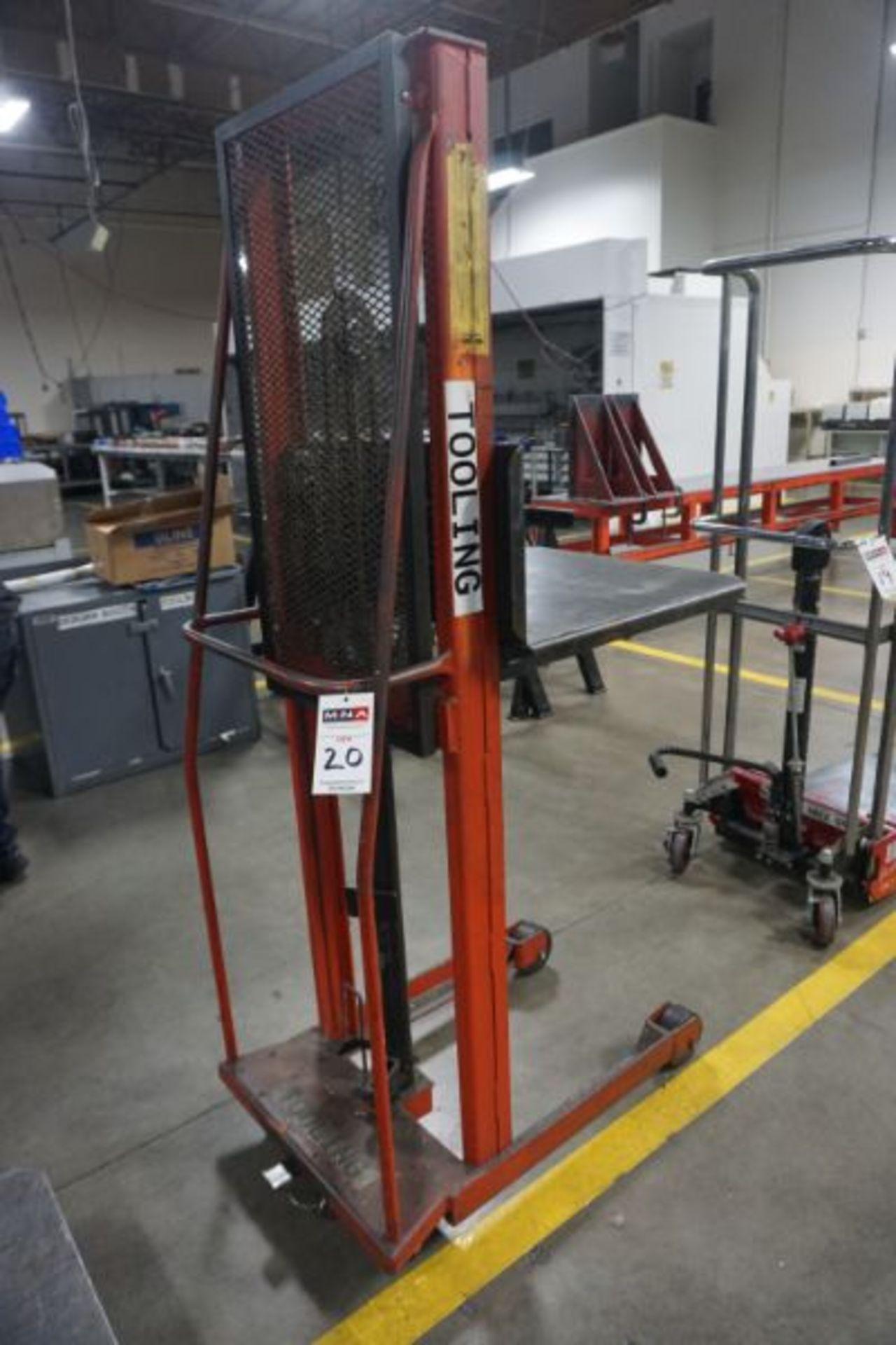 Hydraulic Die Lift - Image 3 of 4