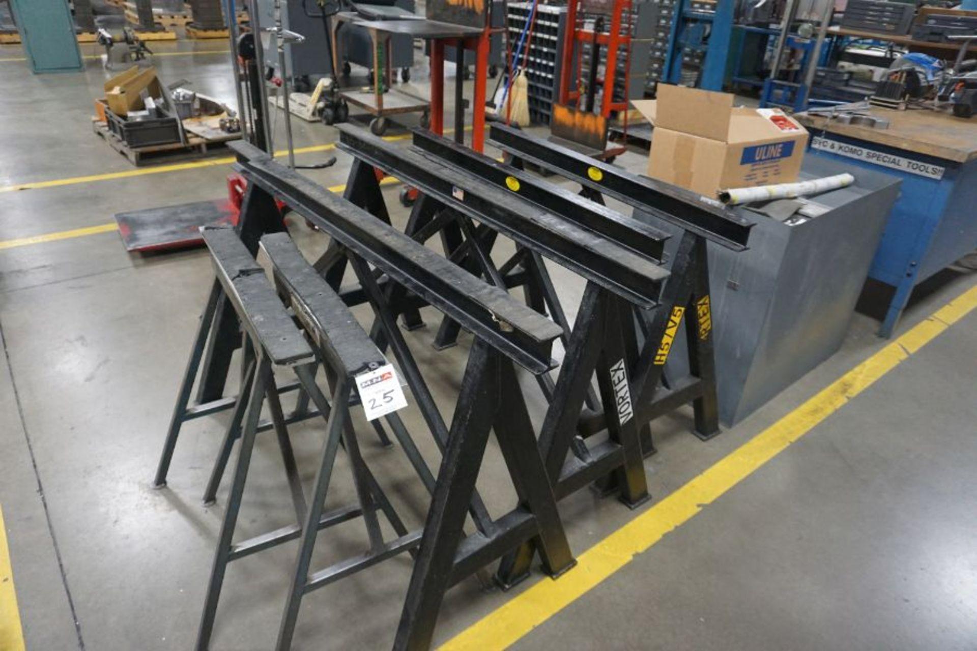 Metal Stands - Image 3 of 4