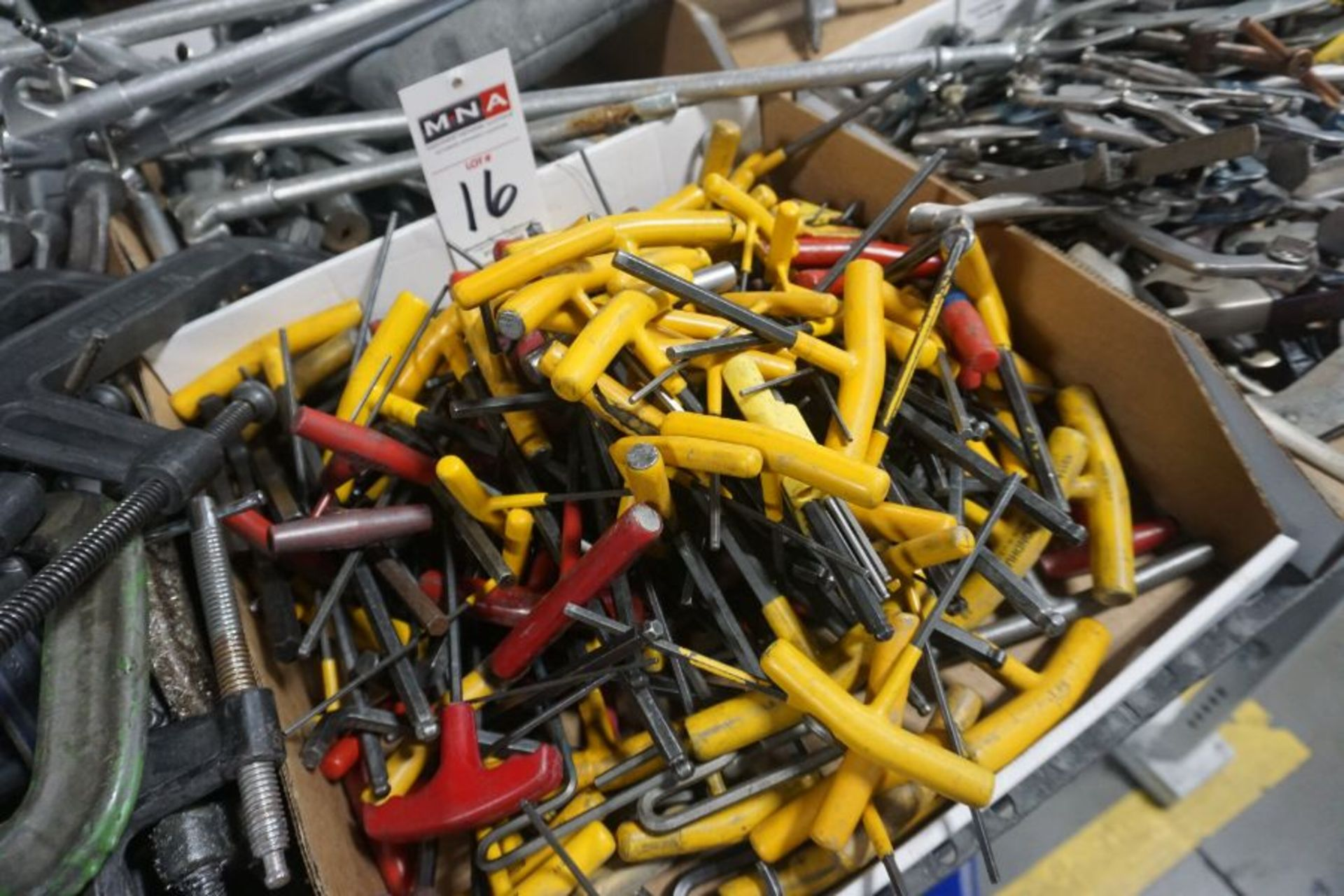 Assorted Allen Wrenches - Image 5 of 5