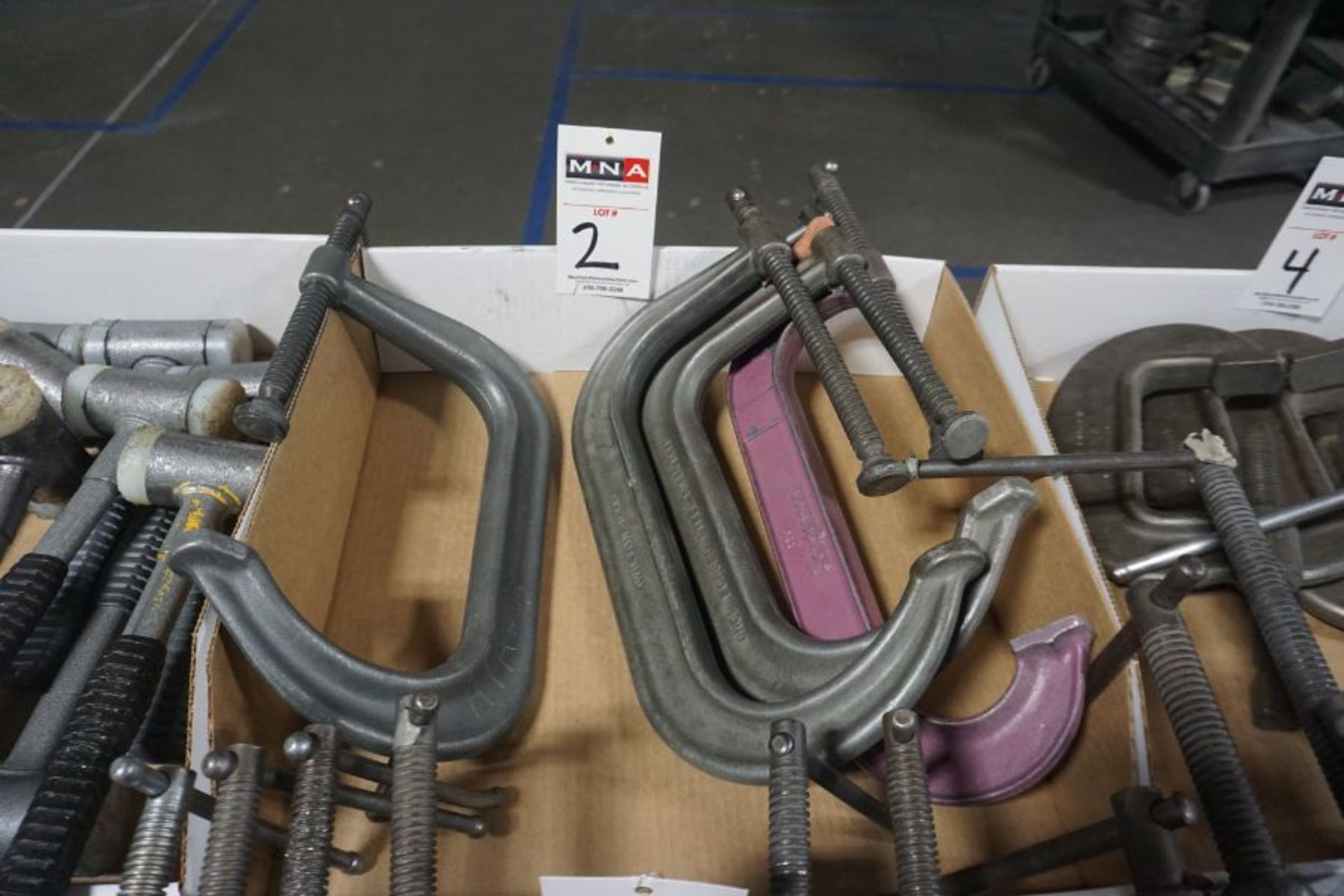 C - Clamps - Image 4 of 4