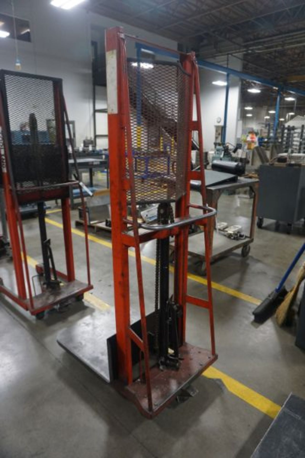 Hydraulic Die Lift - Image 3 of 3