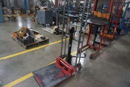 Hydraulic Die Lift