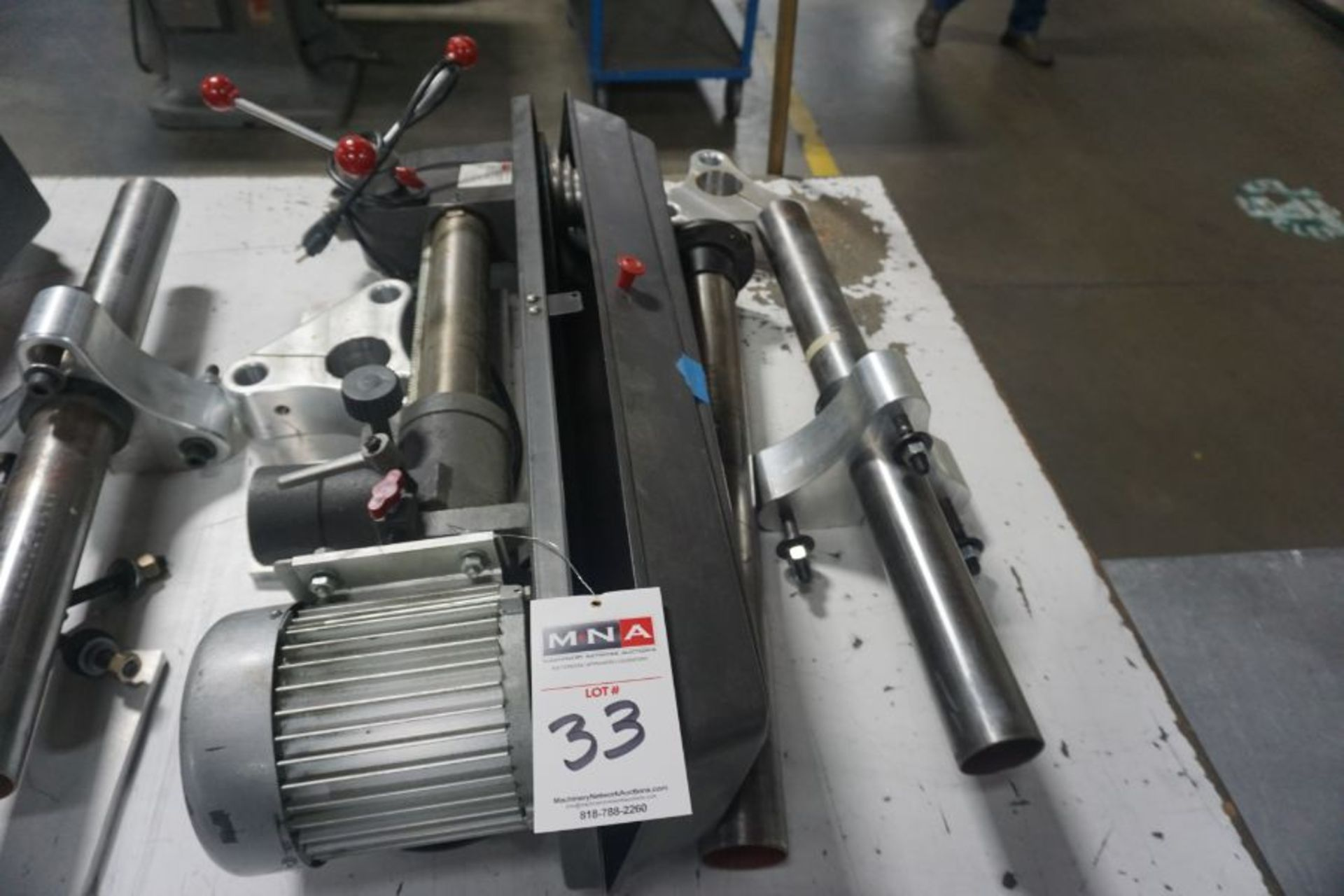 Dayton 33'' Radial Arm Drill Press - Image 2 of 5