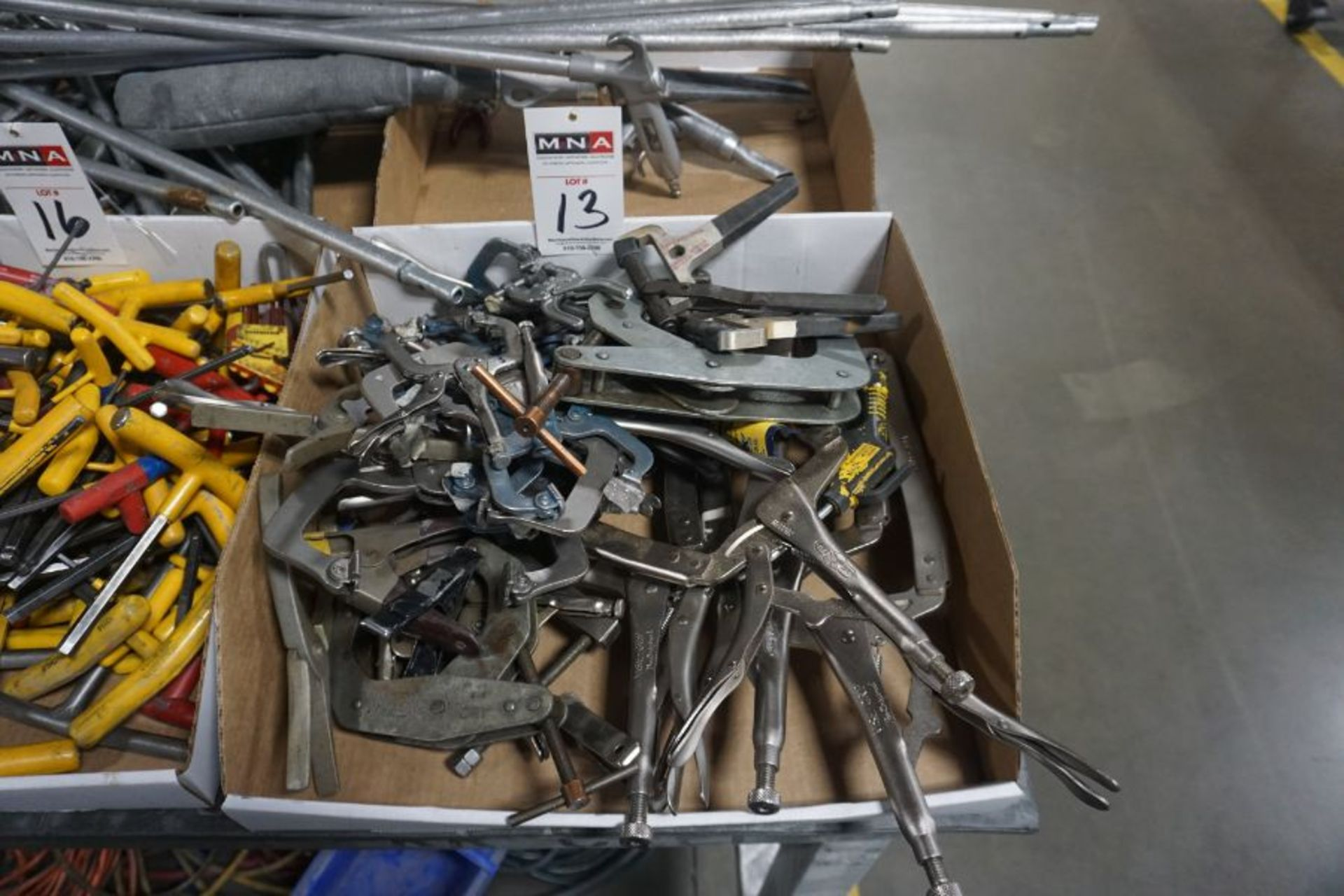 Assorted Vise Grips - Image 4 of 4