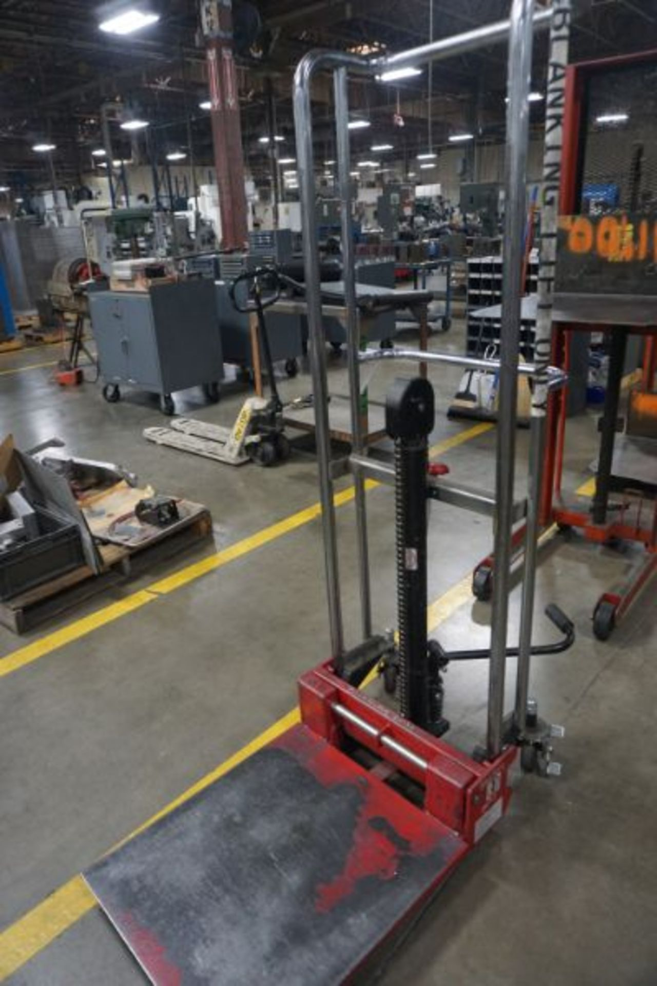 Hydraulic Die Lift - Image 2 of 4