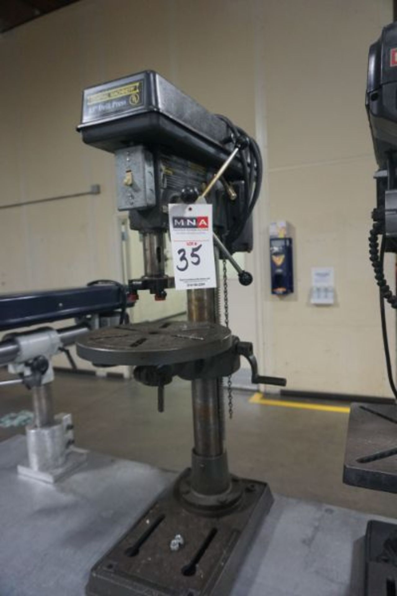 Central Machinery 13'' Drill Press - Image 2 of 5