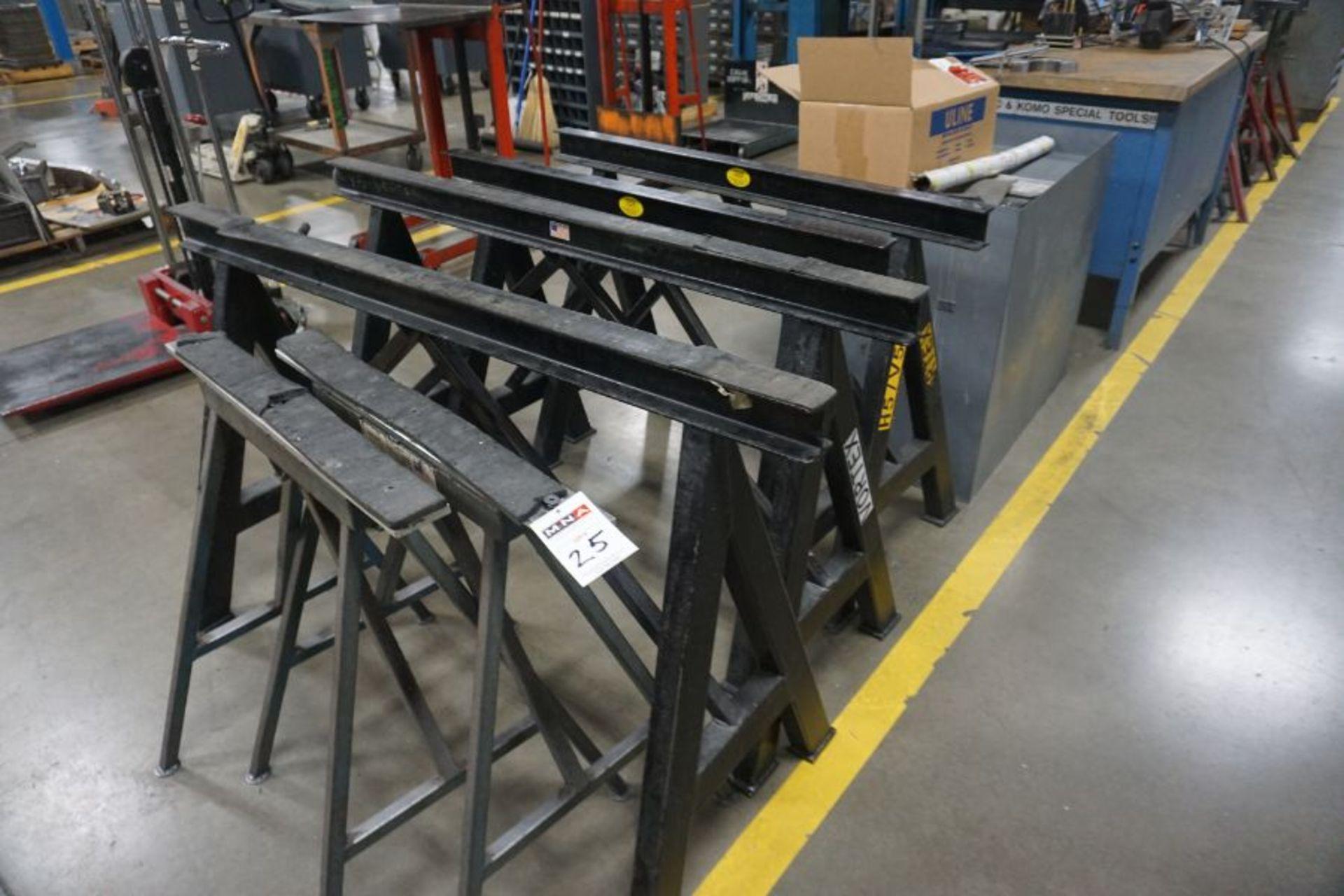 Metal Stands - Image 2 of 4