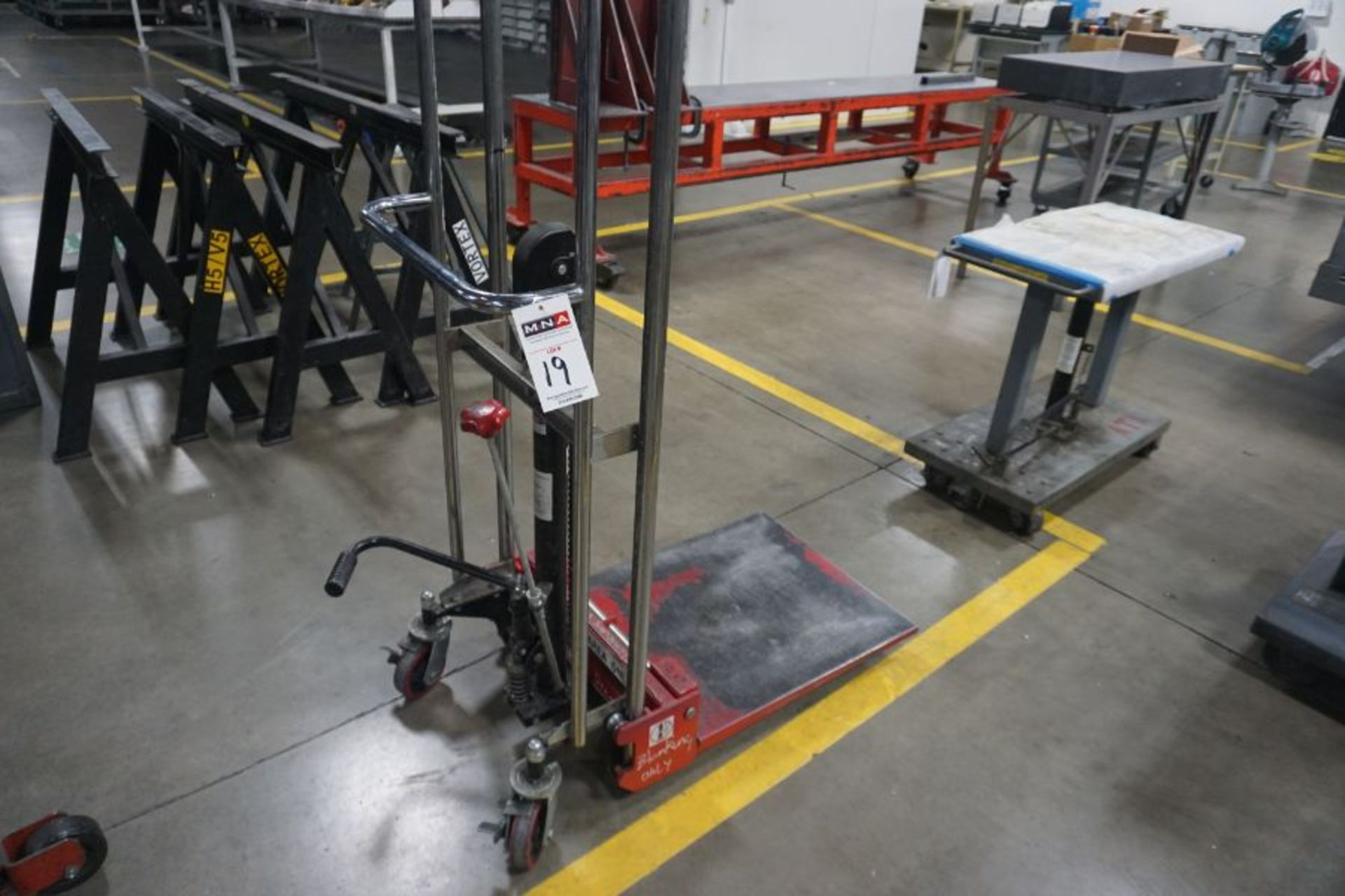 Hydraulic Die Lift - Image 4 of 4