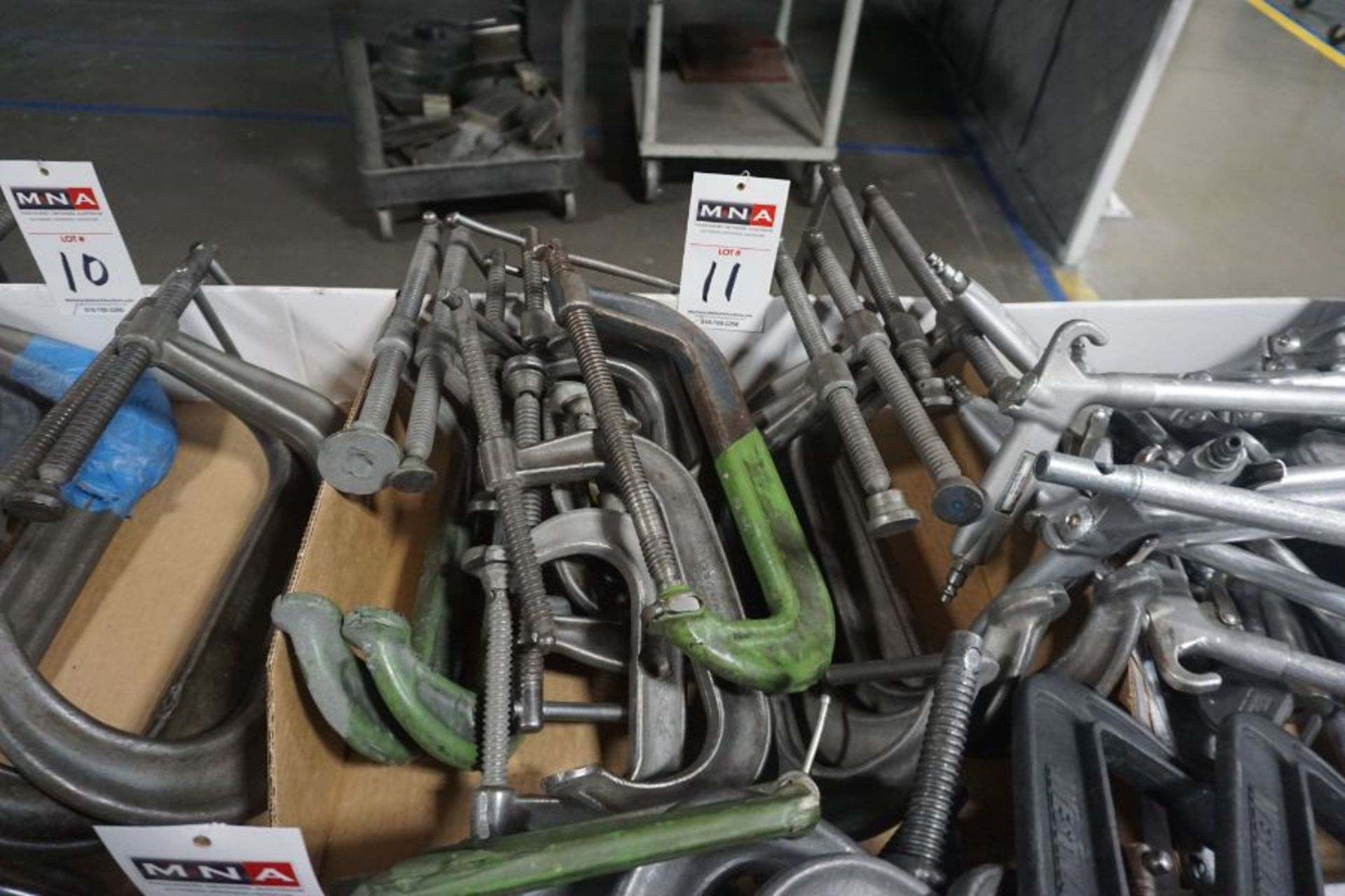 C - Clamps