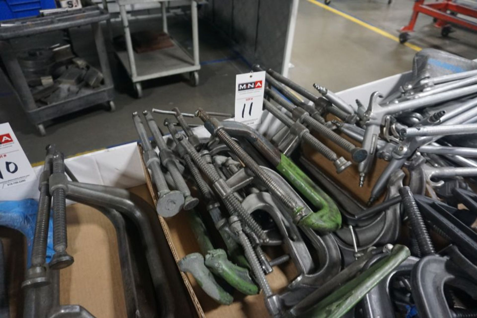 C - Clamps - Image 3 of 5