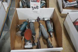 Assorted Pneumatic Grinders