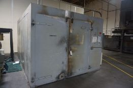 Devilbiss 11' x 15' x 8' Age Oven 200* - 375* Degrees