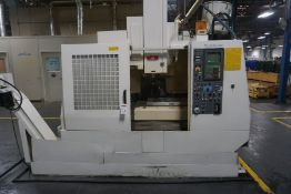 "Matsuura MC-800VF Yasnak Control, 31"" x 17"" x 19"" Travels, 40 Taper, 30 ATC, 8K RPM, s/n 94-0510744,"