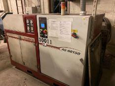 AccuStream AS-60150 150 HP Intensifier, s/n 12839-073008-1
