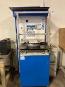 Superflow SF-600 Flow Bench Measurement Test System, s/n 6953