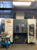 2008 Mori Seiki NMV 8000 DCG 5-axis CNC Vertical Machining Center - New 2008