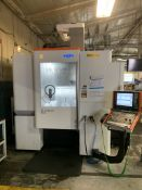 Mikron Mill P800 UD 5-axis Vertical Machining Center, New 2017