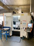 Mikron HPM 800U HD 5-axis Vertical Machining Center - w 2 pallet APC, New 2014