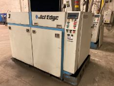 Jet Edge 55-150 150 HP Intensifier, s/n 21118, New 2008 (Upgraded 2015 at Cost of $25,489)