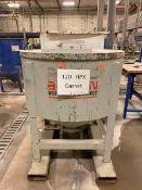 Barton Waterjet Abrasives Hopper