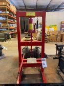 6 Ton Hydraulic Jack Shop Press