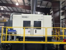 Makino MAG1 5-Axis High Speed Horizontal Machining Center, New 2012