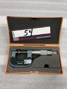 Mitutoyo 0 - 1 disc micrometer