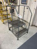 Cotterman 2 Step Rolling Ladder