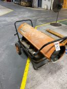 Dayton Portable Oil - Fired Heater 400,000 BTU