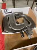 Heavy Duty C Clamps