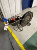 Metal Strapping Cart