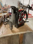 "Milwaukee 3/4"" Magnetic Drill"