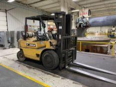 8,000lb Caterpillar GP40 LPG Lift Truck 1CM01728, New 1997