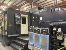 Makino MAG3 5-Axis High Speed Horizontal Machining Center, Makino Professional 5 5-Axis Control, 118