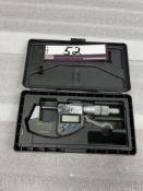 """Mitutoyo 0-1"""" Digital Micrometer"""