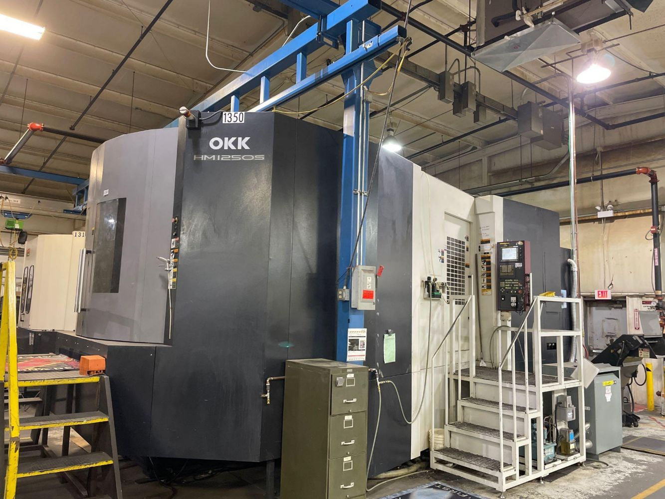 Plant Closure: Large Boring & Machining Facility with Makino Assets